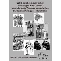 WO.I, een kruispunt in het alledaagse leven of een veranderende Vlaamse samenleving